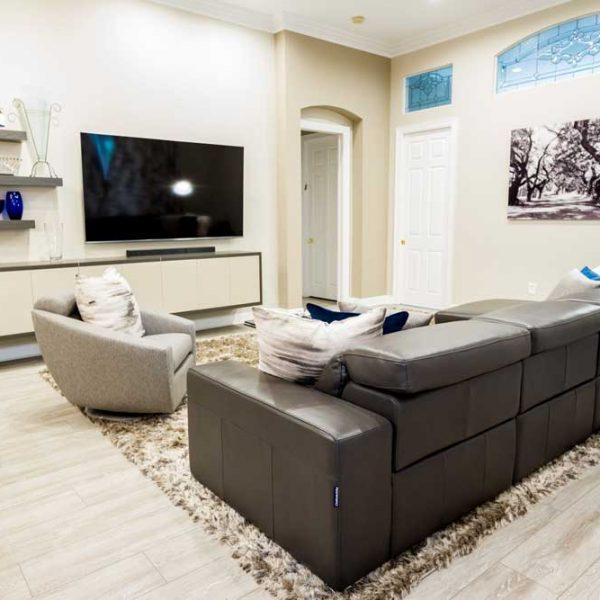 Aventura Living Room Remodel