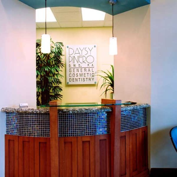 Coral Springs Dental Office Remodel