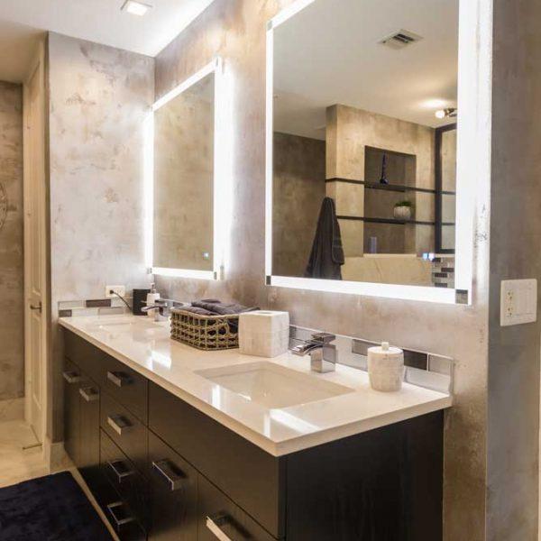 Pineapple Grove Kitchen & Bath Remodel