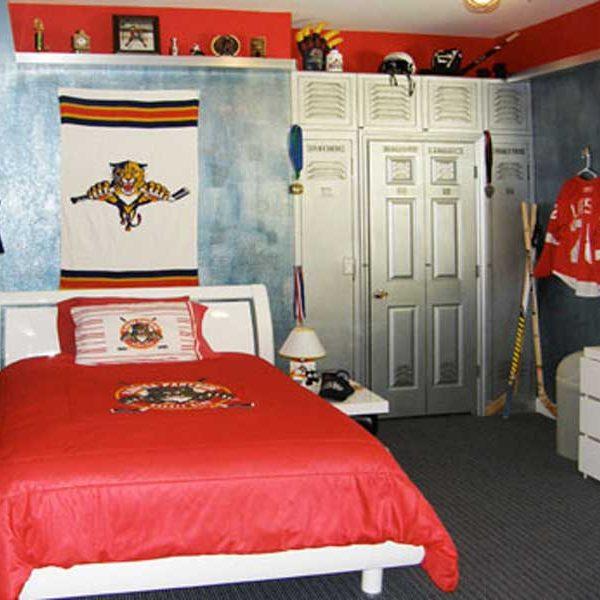 Parkland Boys Room Remodel