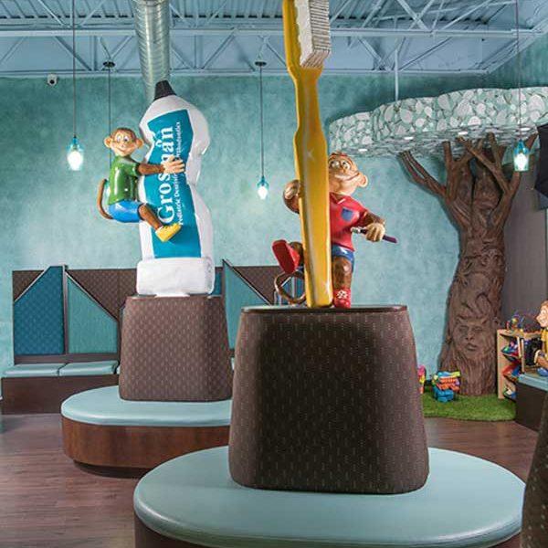 Pediatric Dentistry Office Remodel