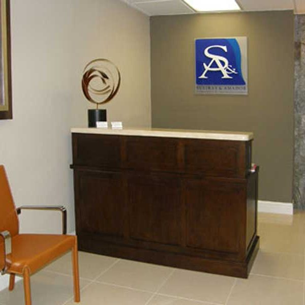 Plantation Collections Office Remodel