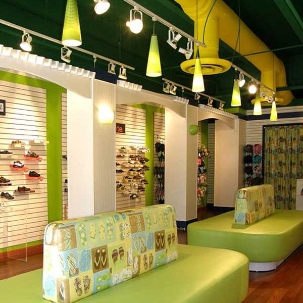 Weston Childrens Shoe Store Remodel