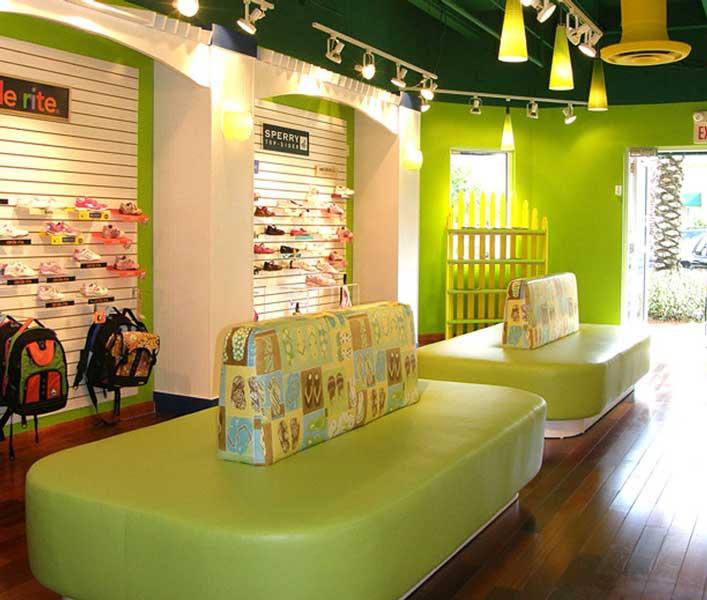 Weston Childrens Shoe Store Remodel