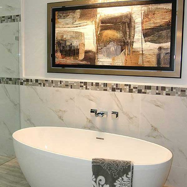 Bathroom Remodel By Ken Golen Design