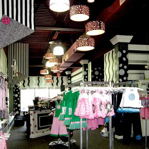 Weston Clothing Store Remodel