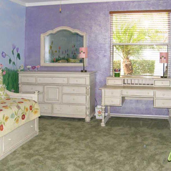 Weston Girls Room Remodel