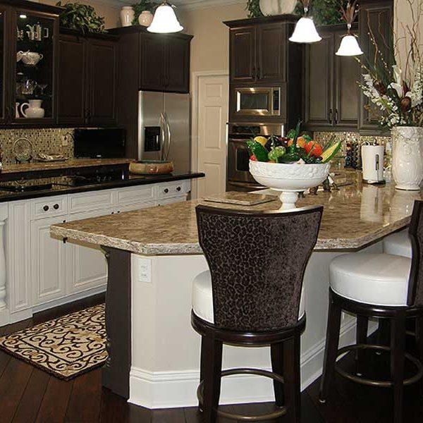 Ken Golen Design Weston Hills Kitchen