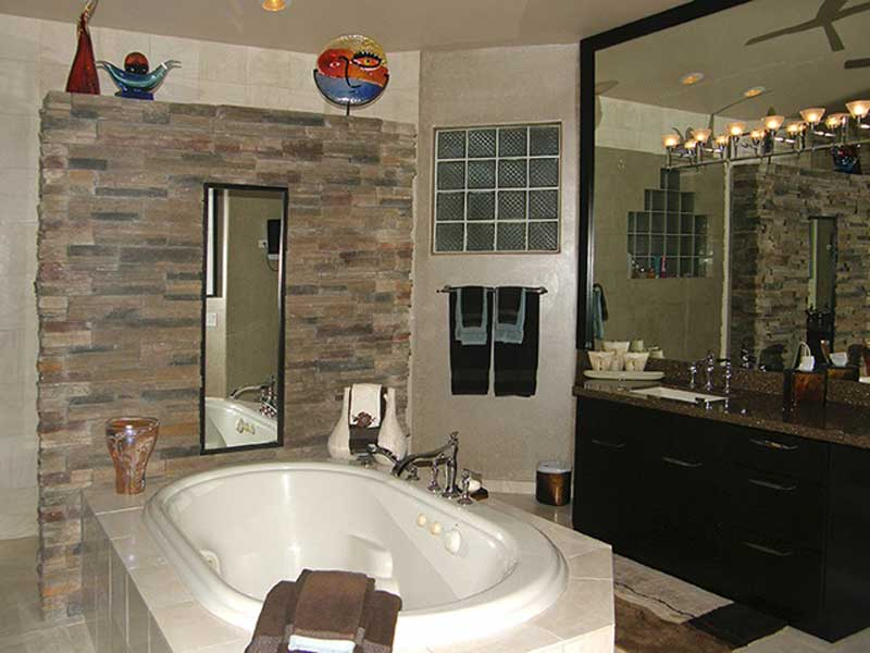 Weston Hills Bath Remodel By Ken Golen Design
