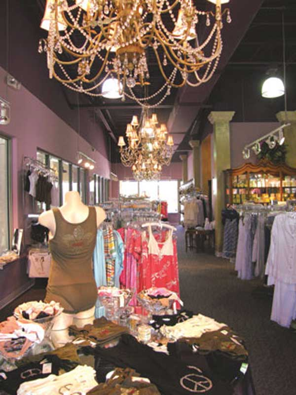 Weston Lingerie Store Remodel