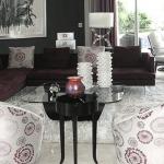 Living room interior in Weston, FL