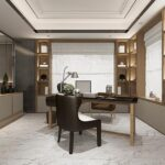 The Work From Home Office Design To Help Your Work Flow