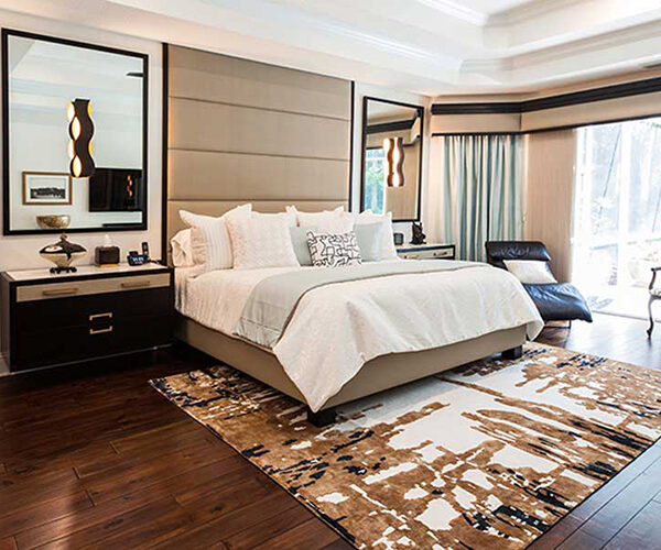 Get Inspired By A Beautiful Interior Bedroom Design