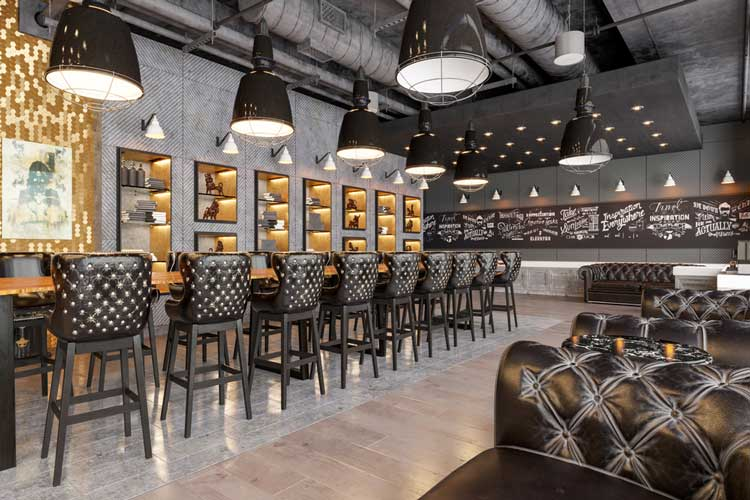 How Can Commercial Interior Designers Revamp Your Outdated Restaurant